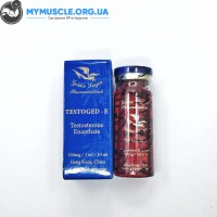 Golden Dragon Testoged E (Тестогед Е) 10 ml 250 mg/ml